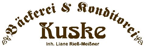 Bäckerei Kuske Logo